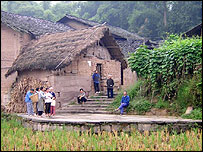 Village in rural China