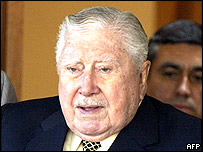 Gen Augusto Pinochet of Chile