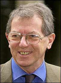 Sir David King   PA