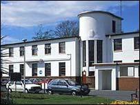 Ayrshire Central Hospital