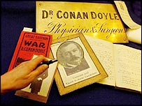 Sir Arthur Conan Doyle items for sale
