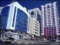 Magaalada Abu Dhabi