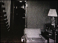 The hotel room where Derrick Moo Young and his son Duane were killed
