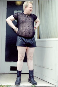 Matt Lucas as Daffyd in Little Britain