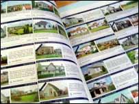 Housing advert
