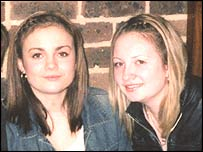 Gemma Smoker and Katherine Sharpe