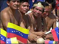 Indígenas venezolanos