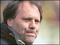 RKC Waalwijk coach Martin Jol