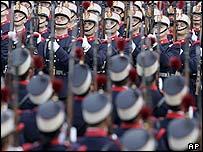 The Spanish Royal Guard