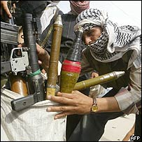 Weapons in Iraq