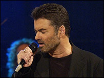 Gay singer George Michael