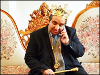 Florin Cioaba, King of the Gypsies