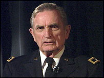 Major General James Milnor Roberts