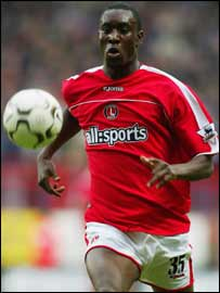 Charlton Athletics Carlton Cole