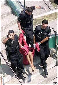 BOPE Batallón de Operaciones Policiales Especiales-[Brasil]