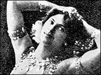 World War One spy Mata Hari