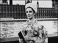 Elizabeth Taylor in 1963
