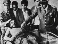 El 9 de octubre de 1967 muere Ernesto Guevara en La Higuera