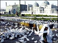 Hazrat Ali shrine, Mazar-e-Sharif