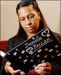 Paula Platt, Danielle Beccan's mother
