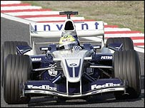 Ralf Schumacher gets Williams back on track in Japan