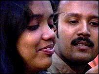 Ujjala in tears with Asad