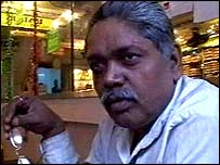 Ujjala's father Ashok
