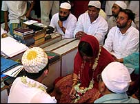 Ujjala converting to Islam