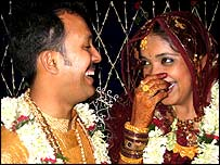 Asad and Ujjala are finally married