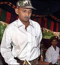 People's War Group state secretary Akkiraju Haragopal, alias Ramakrishna