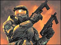 Artwork of Halo