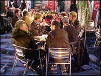 Delegates at Wildscreen 2004
