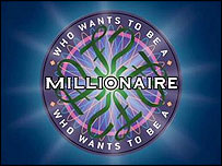 Who Wants To Be A Millionaire UK logo