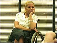 Julie Fernandez in The Office