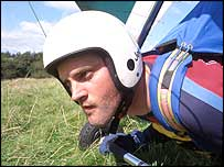 Steve Varden in Cloud Cuckoo Land (courtesy Airborne Productions)