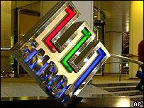 Enron sign