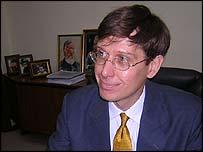 Alan Rosling, Director, Tata Sons