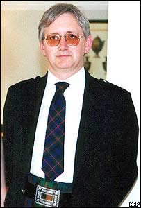 Former British ambassador to Uzbekistan Craig Murray