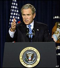 Geogre W. Bush