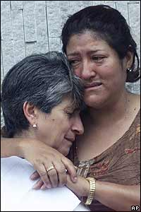 Mujeres colombianas.