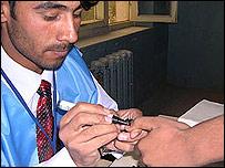 Elecciones en Afganist�n