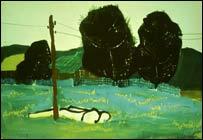 Картина Бориса Жутовского