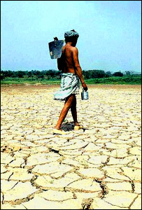 Indian farmer, AP