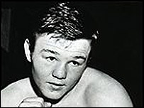 1956 Olympic flyweight champion Terry Spinks