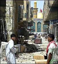 Karbala street
