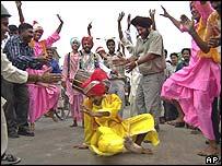 Sikhs celebrate