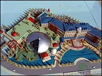 Проект будущего отеля в торгового-экономическом комплексе ''Пограничный Суйфеньхэ''