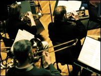 LPO in rehearsals