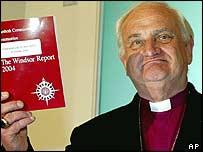Archbishop Robert Eames
