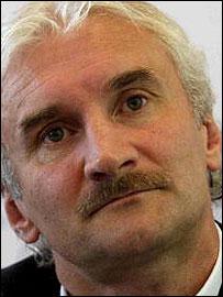 Germany coach Rudi Voeller